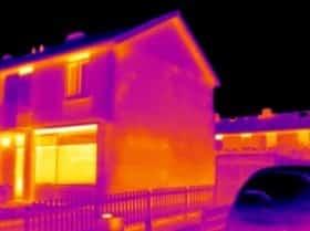 Onderzoek naar tocht en isolatieproblemen in Heerenveen met thermografie