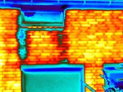Lekdetectie in Friesland met gebruik van thermografie